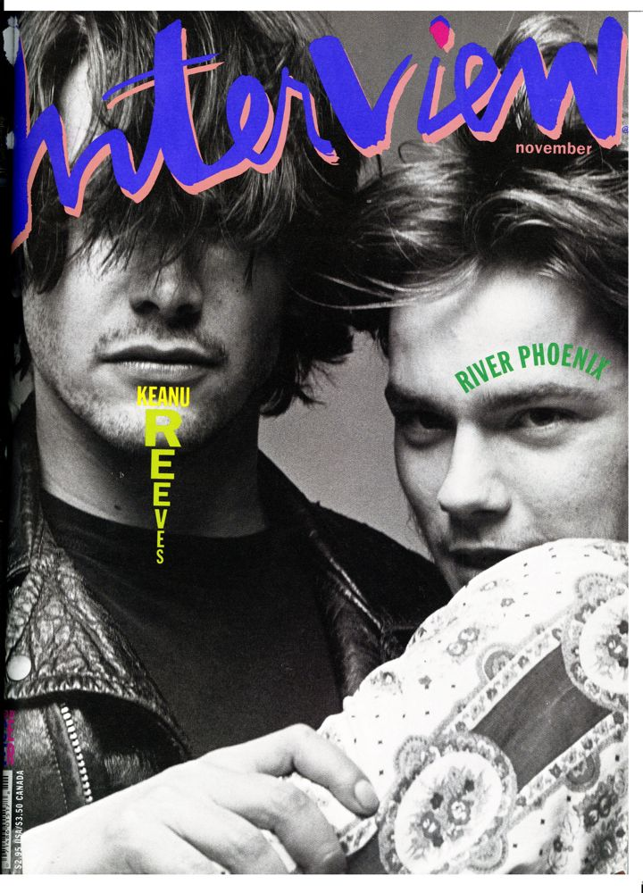 My Own Private Idaho - Interview Magazine