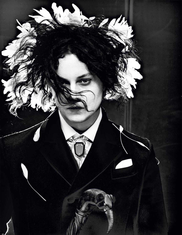 Jack Black White