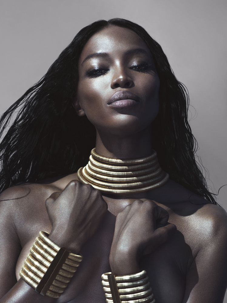 Naomi Campbell By Mert Marcus Interview Magazine