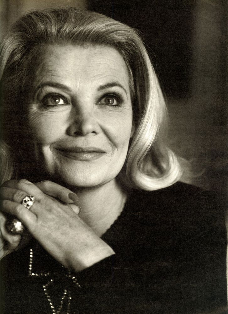 Q Amp Andy Gena Rowlands Interview Magazine
