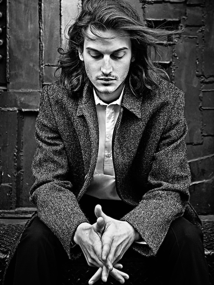 New York Prime >> Peter Vack, in Focus - Interview Magazine