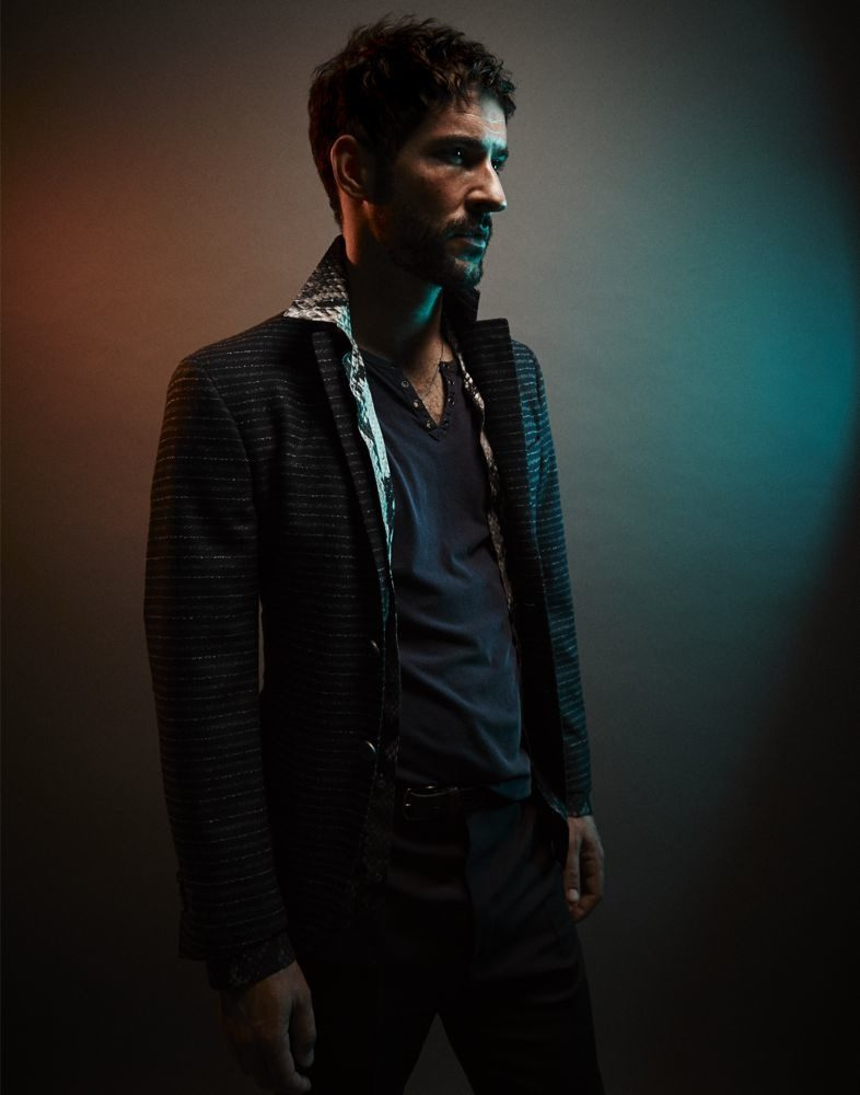 The Devil in Tom Ellis - Interview Magazine