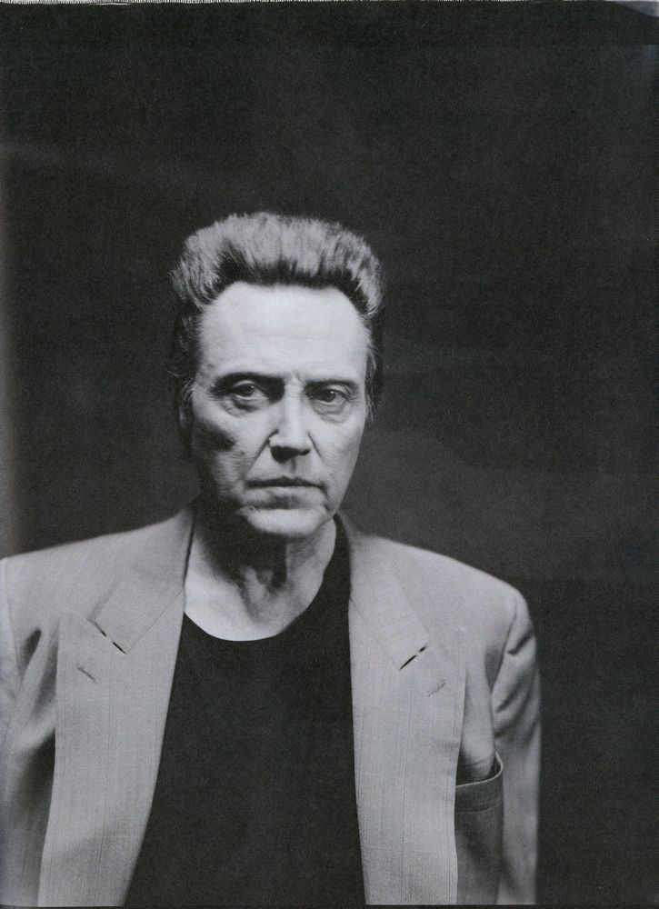 Christopher Walken on Cats, Characters, and Career ...