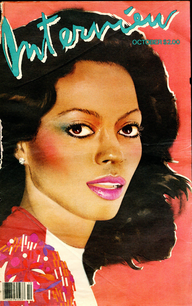 New Again: Diana Ross - Interview Magazine