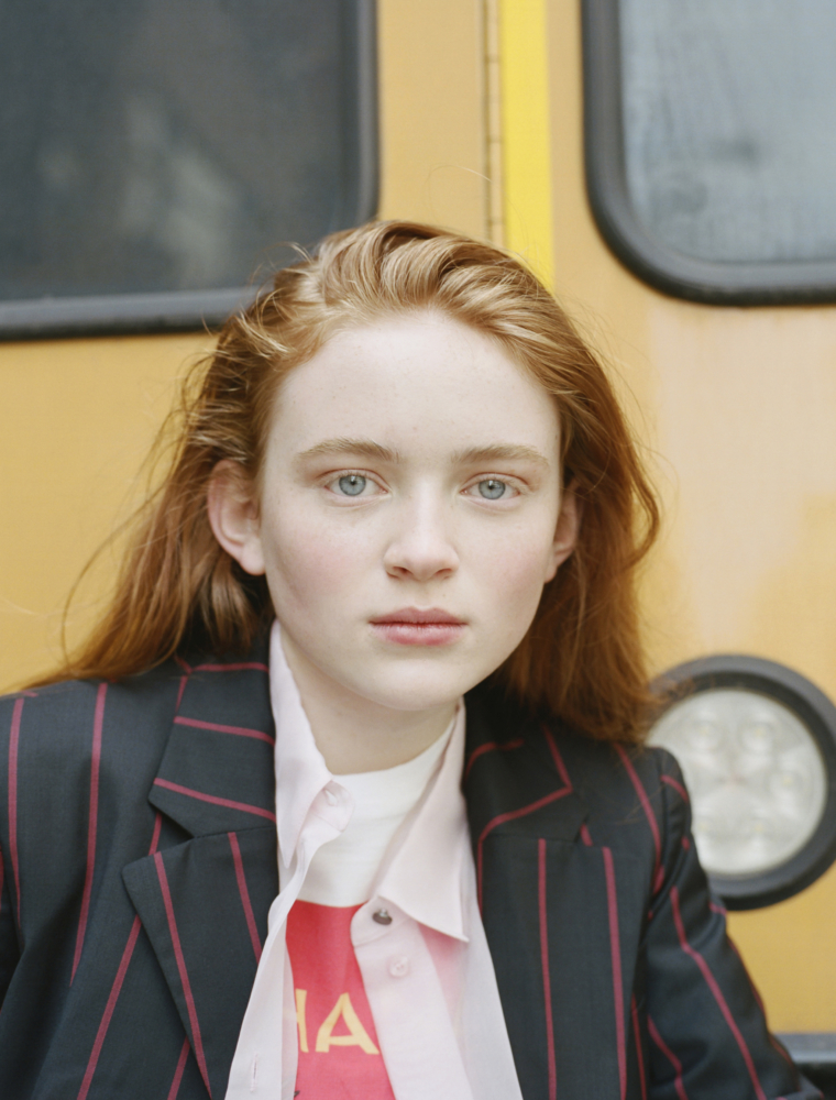 Why Sadie Sink is the coolest teen on Stranger Things
