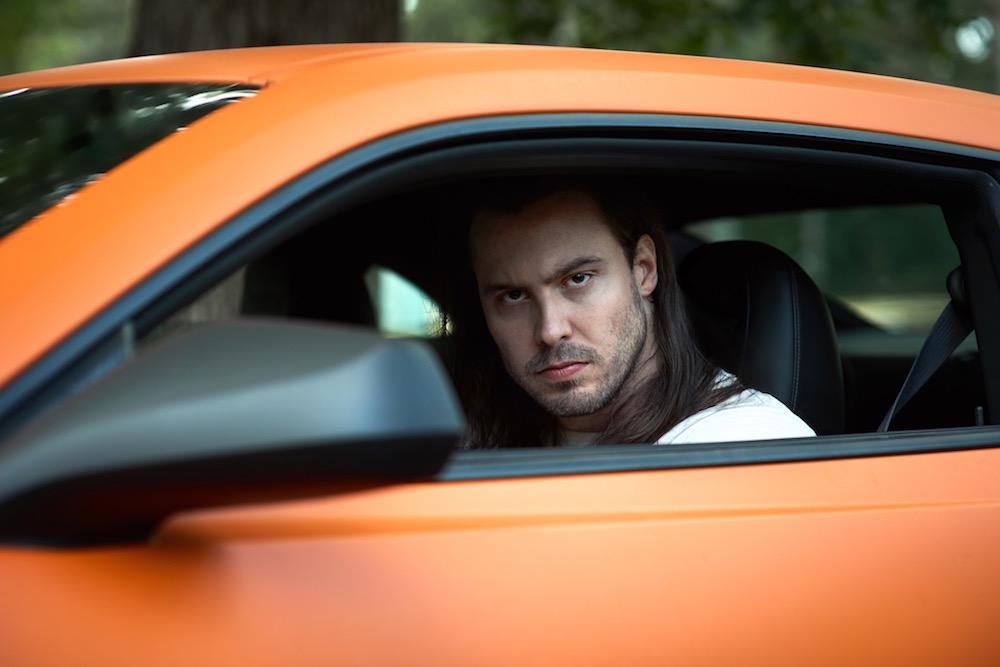 Foto del auto de Andrew W.K. -
