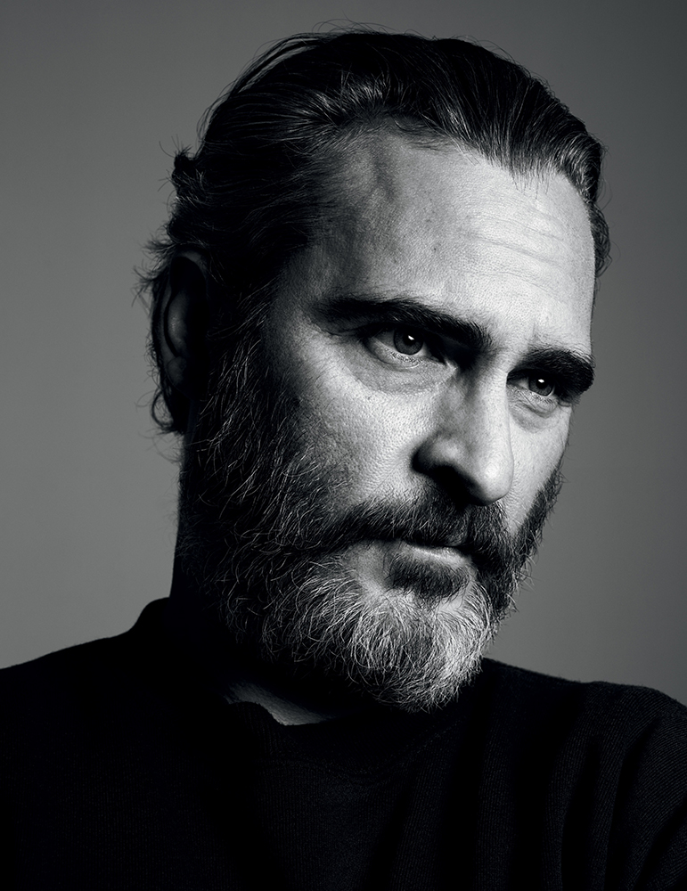 Joaquin Phoenix talks to Will ...