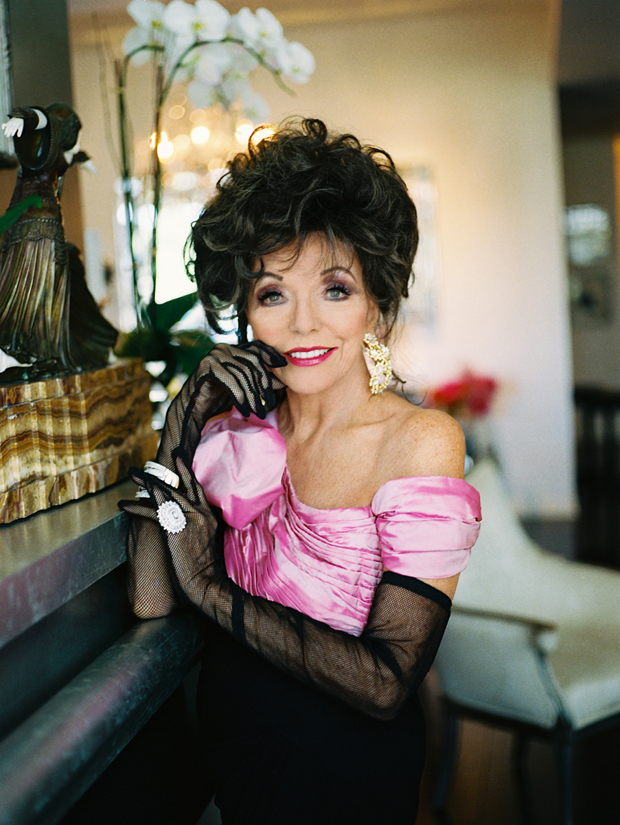 pictures Joan Collins