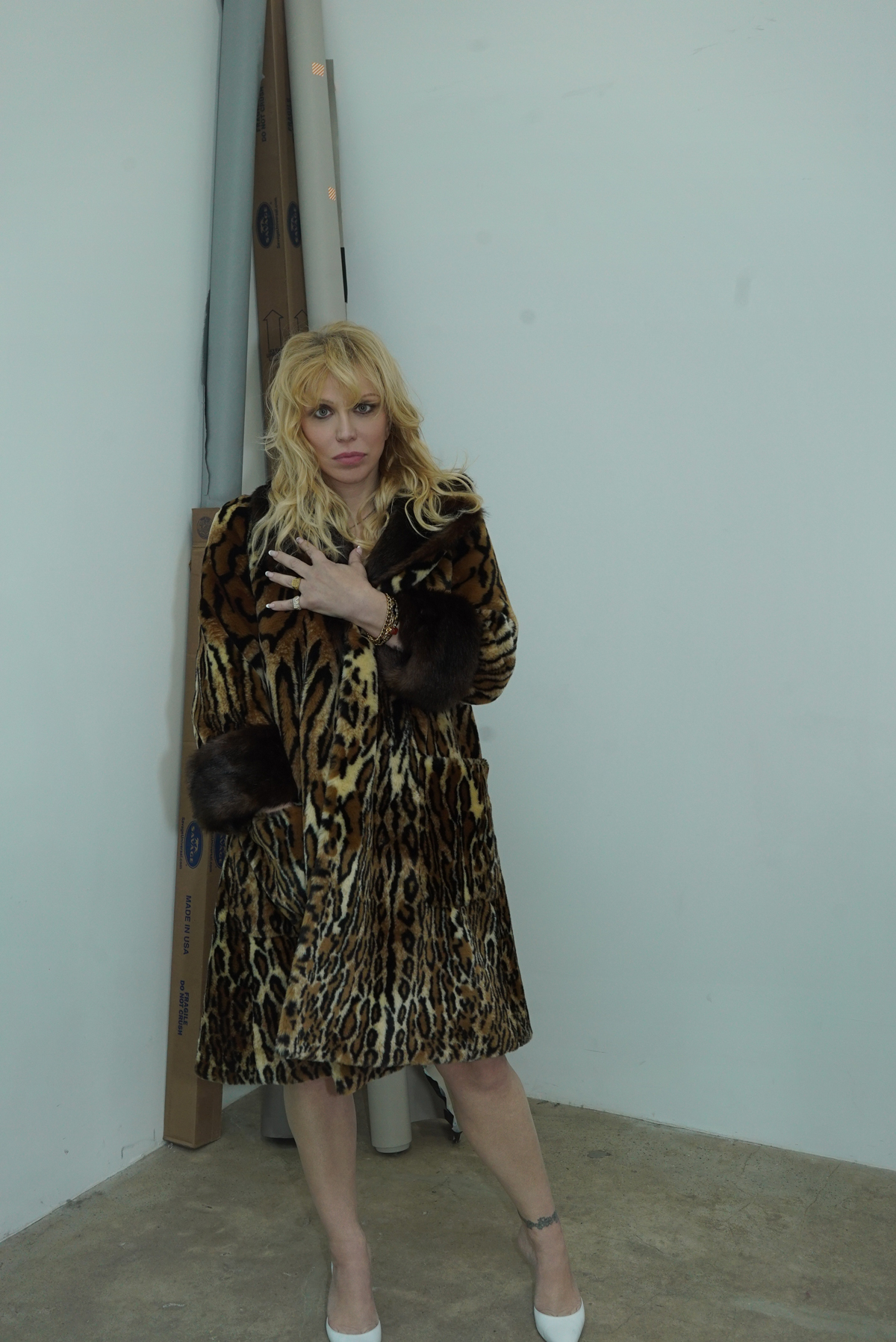 20 Questions for Courtney Love, The Queen of Grunge