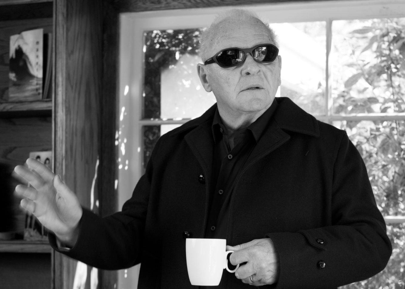 Anthony Hopkins Talks To Brad Pitt About Movies, Mortality And Mistakes